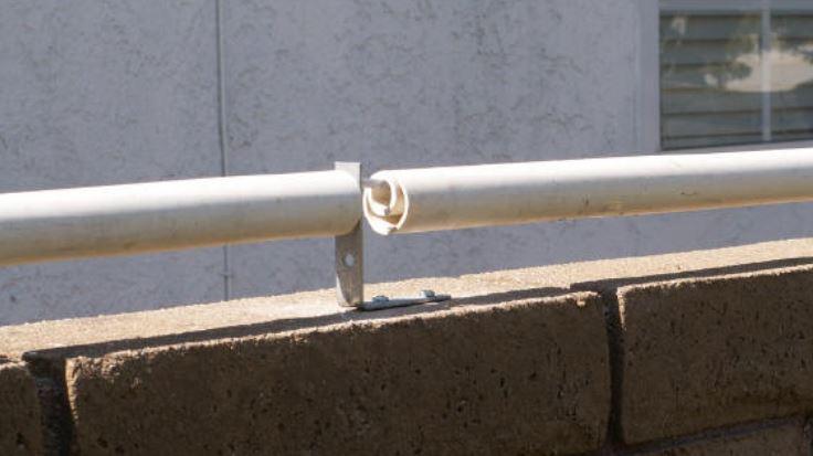 DIY pvc pipe